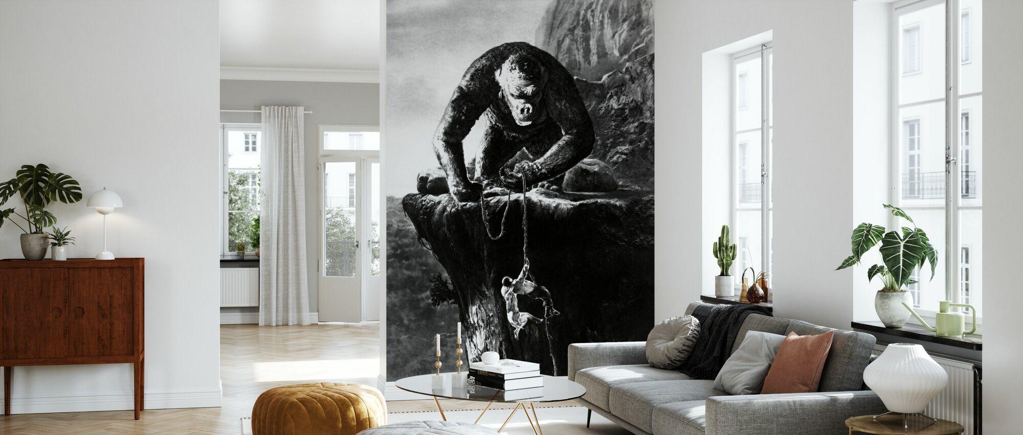 King Kong - Fay Wray - Wallpaper - Living Room