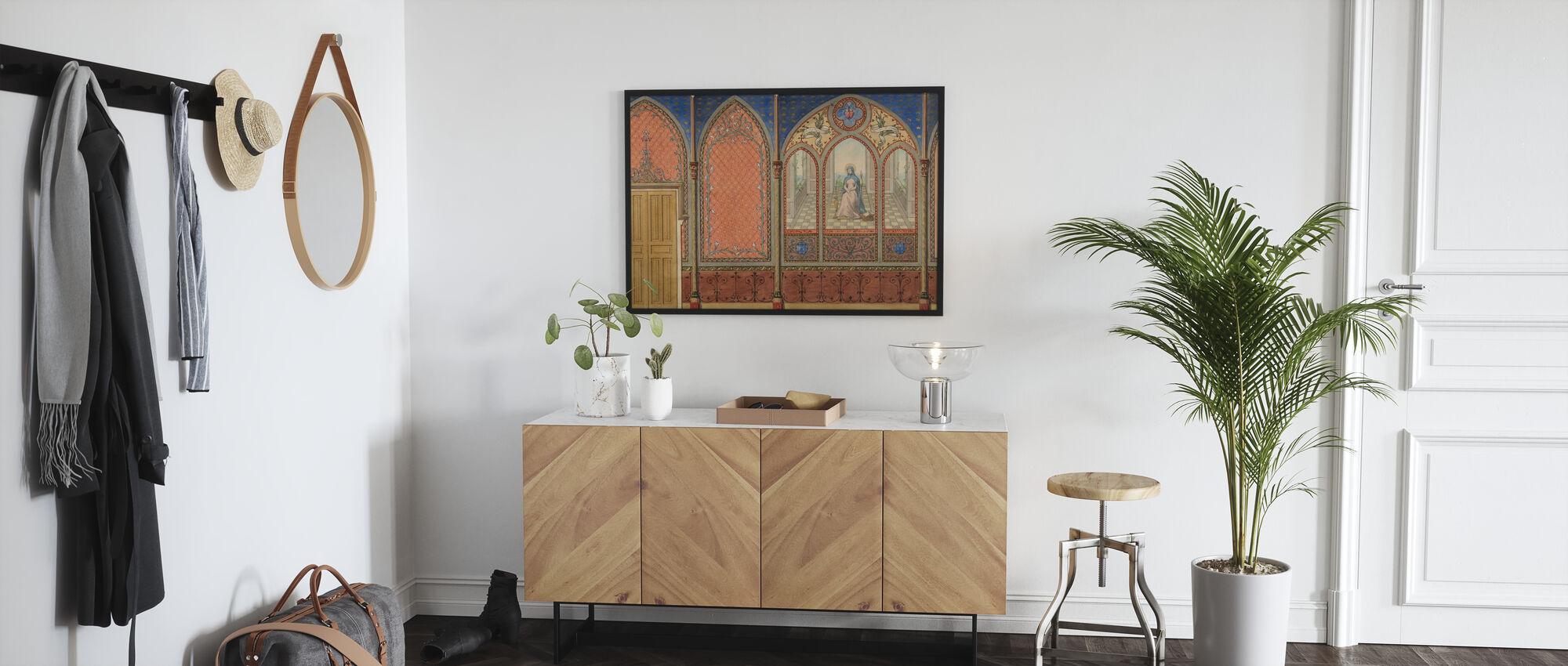 Højde af en kirke - Jules Edmond Charles Lachaise - Plakat - Entré