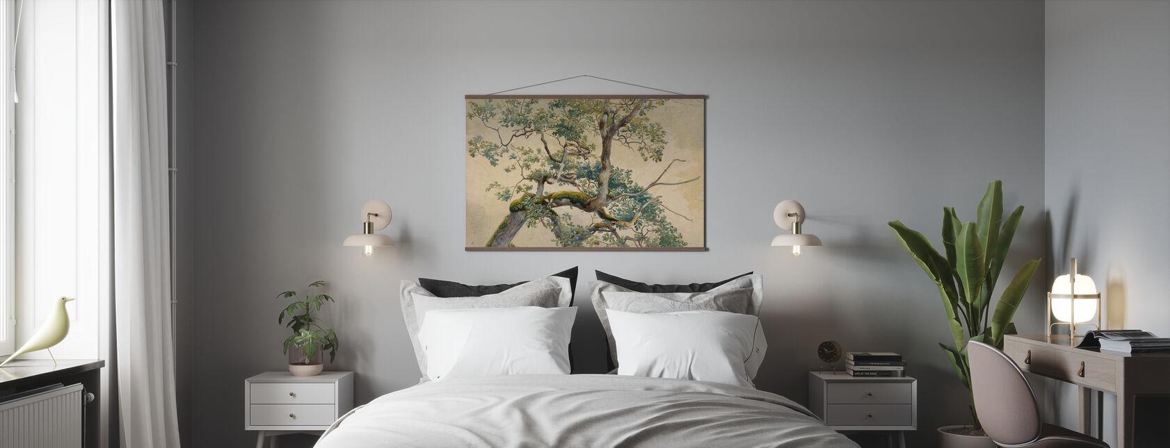 Baumzweig Kunst - Charles Reginald Aston - Poster - Schlafzimmer