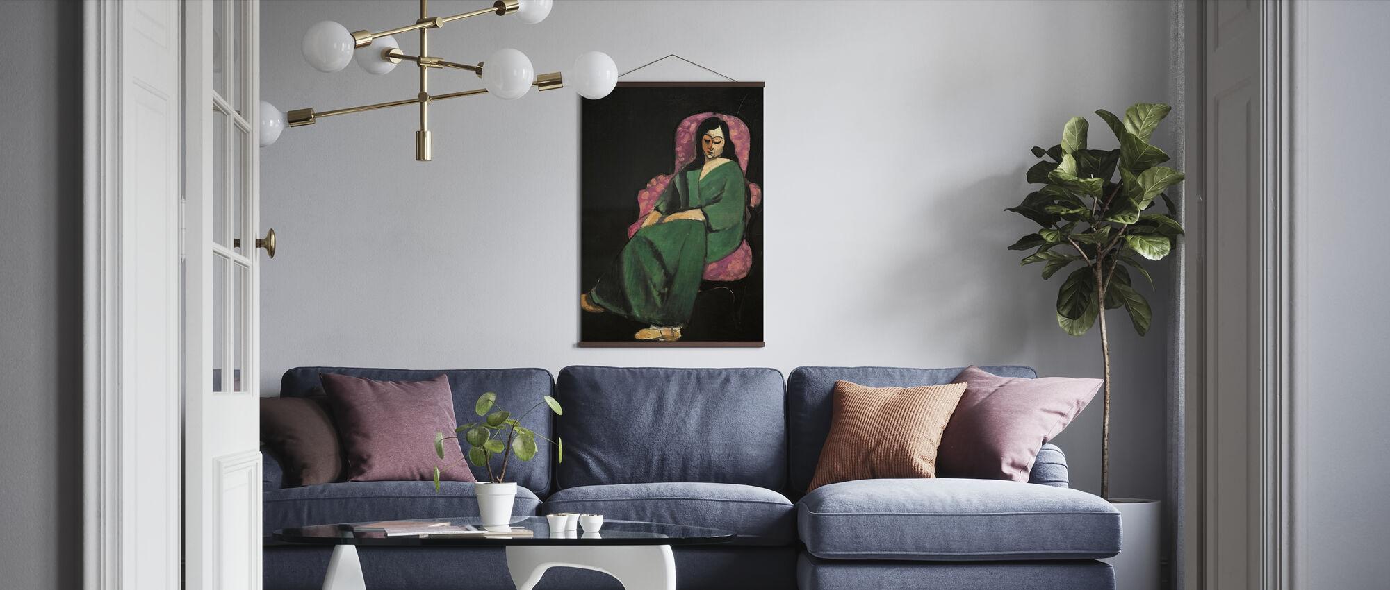 Handmaids Tale - Henri Matisse - Poster - Living Room