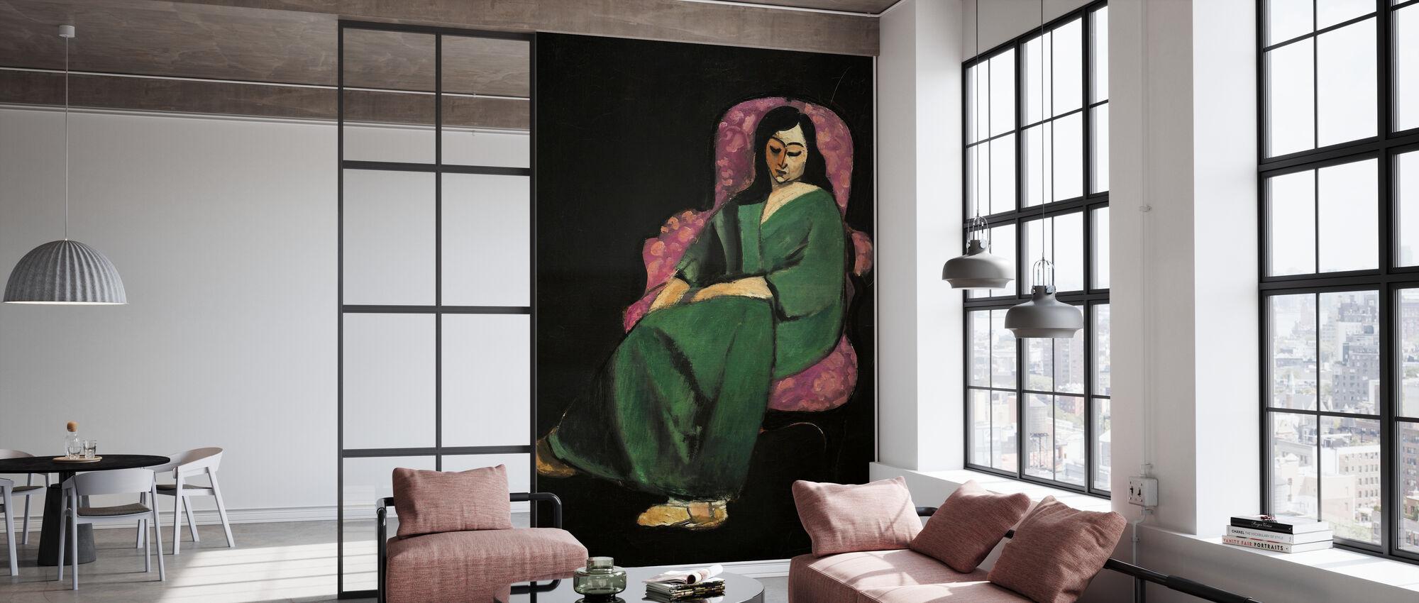 Handmaids Tale - Henri Matisse - Wallpaper - Office