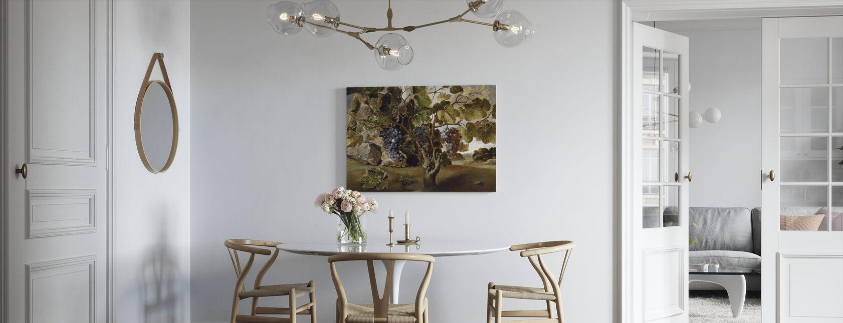 Gravepine - Tomas Hiepes - Canvas print - Kitchen