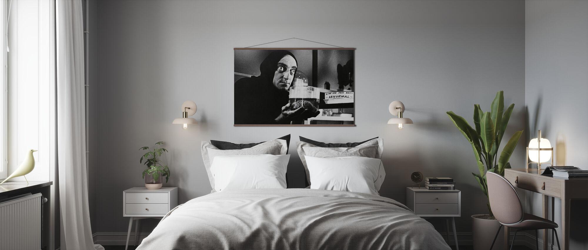 Young Frankenstein - Marty Feldman - Poster - Bedroom