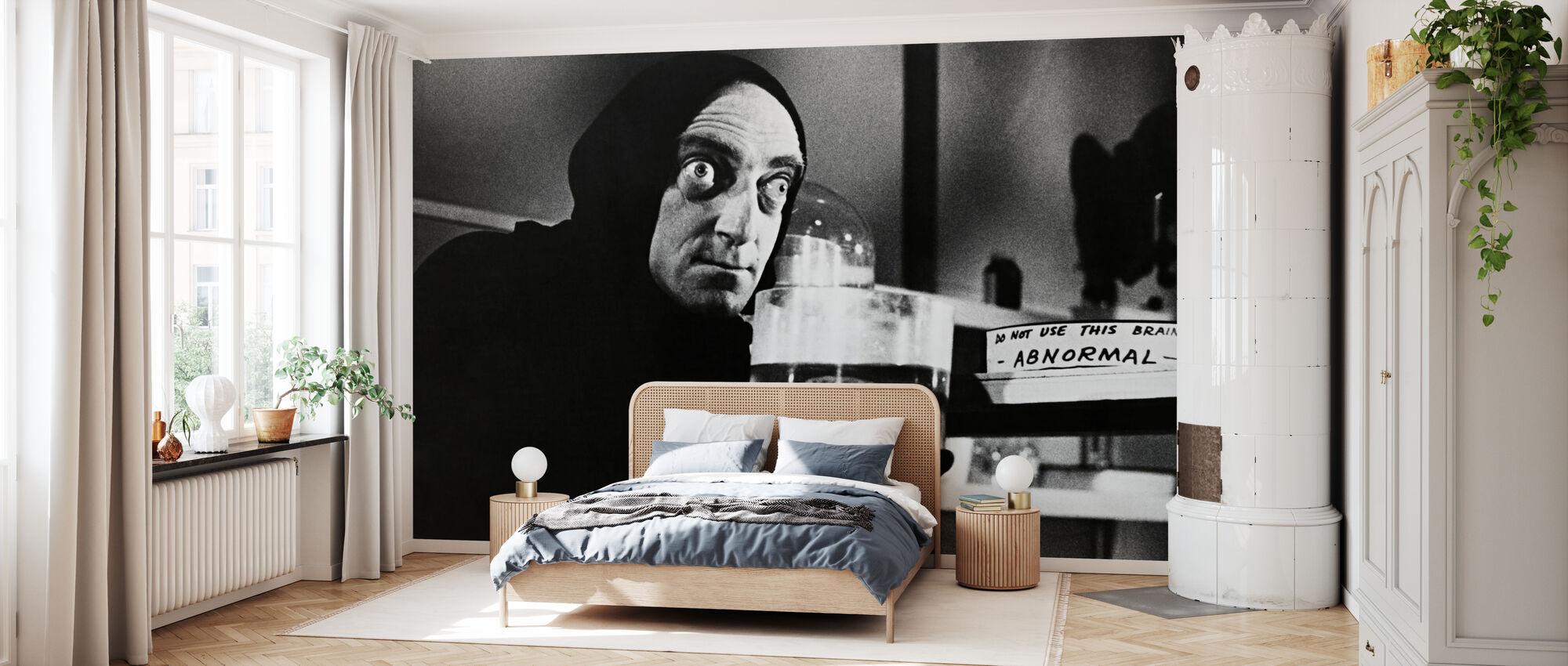 Joven Frankenstein - Marty Feldman - Papel pintado - Dormitorio