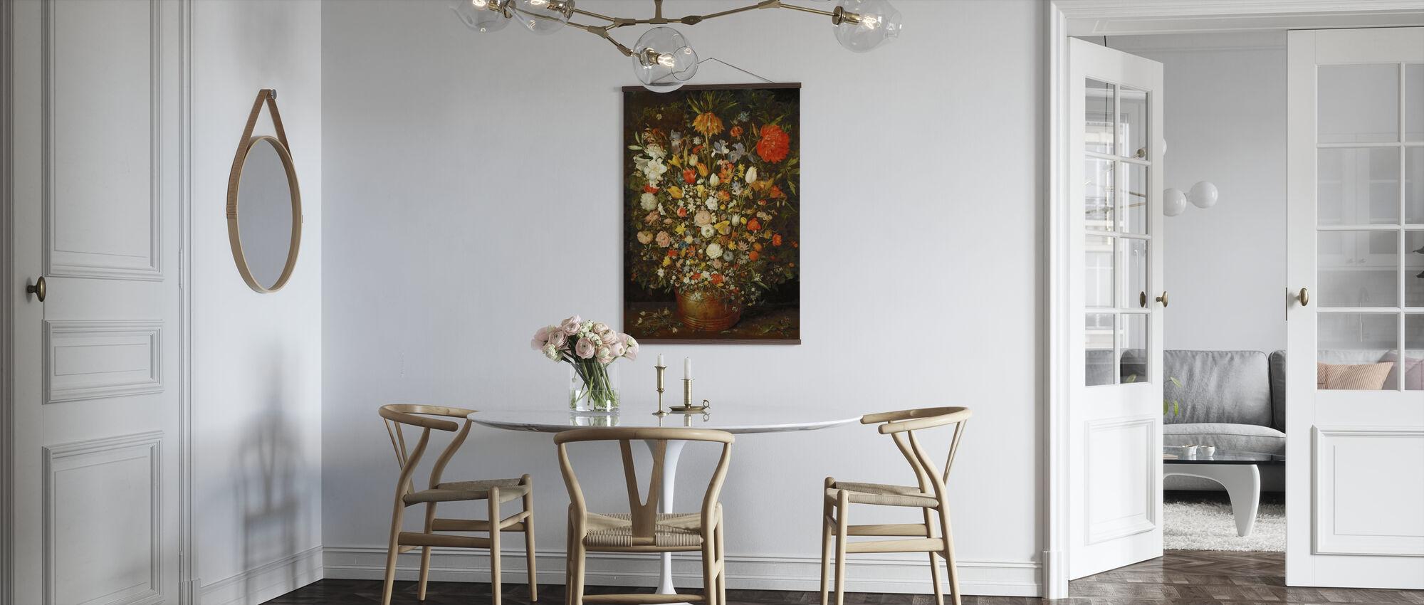 Flower Bouquets - Pieter Bruegel - Poster - Kitchen