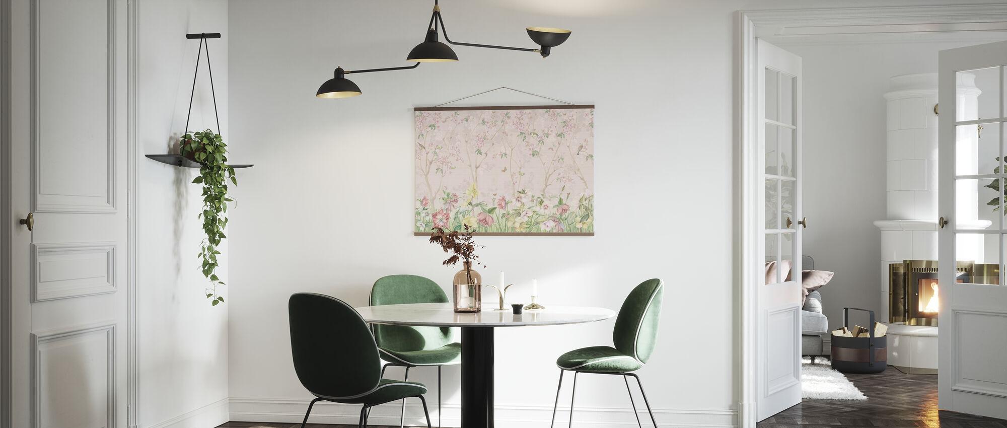 Rosa Eng - Plakat - Kjøkken