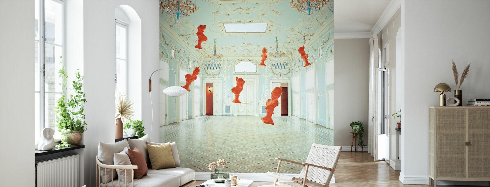 Passionate - Wallpaper - Living Room