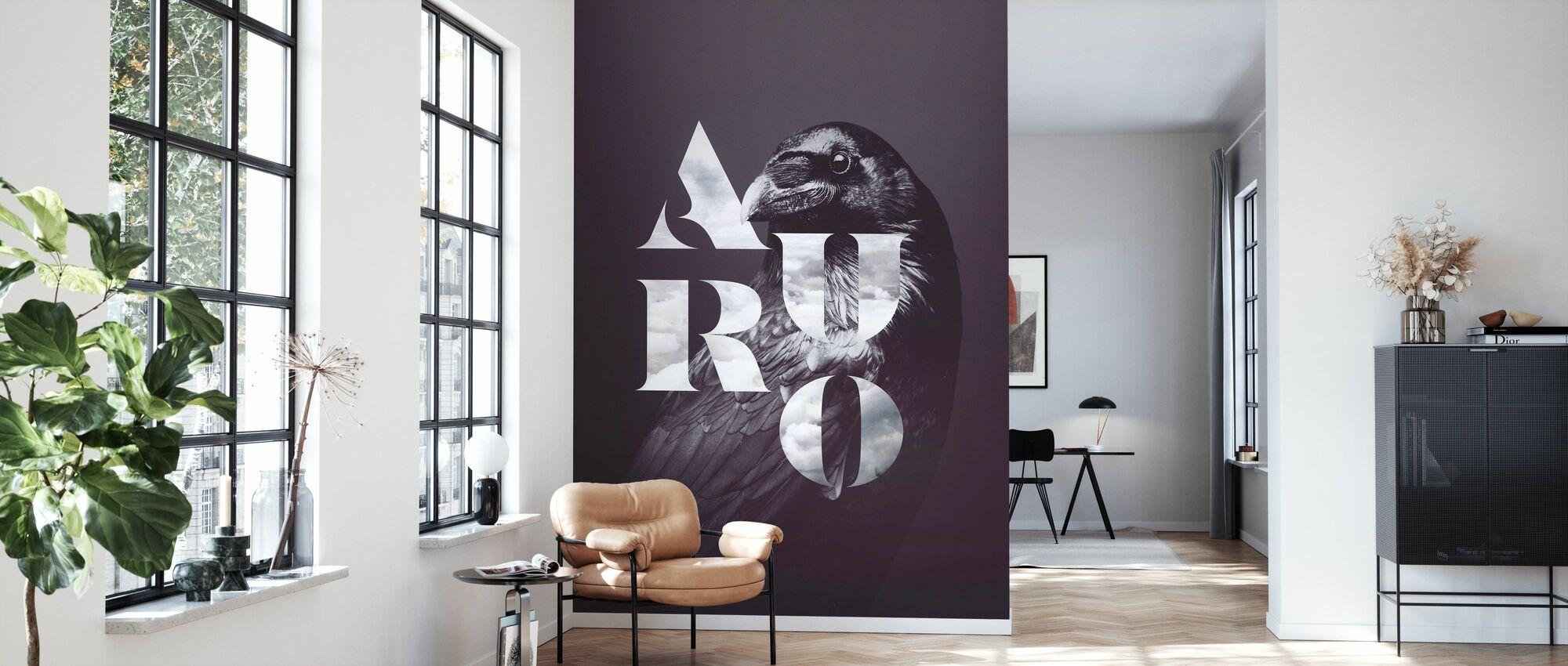 Auro - Wallpaper - Living Room