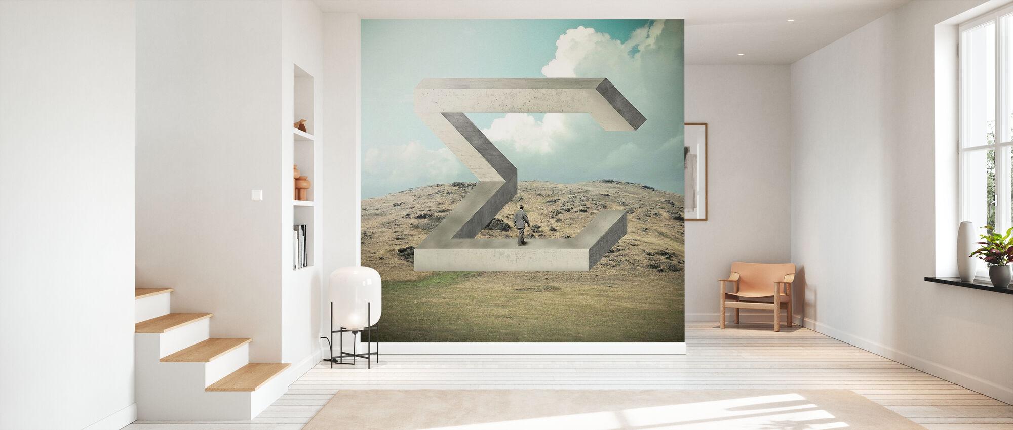 amount - Wallpaper - Hallway