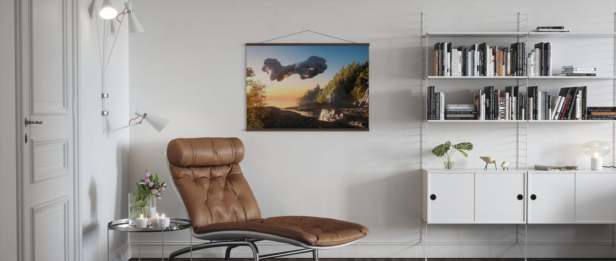 Elixier - Poster - Wohnzimmer