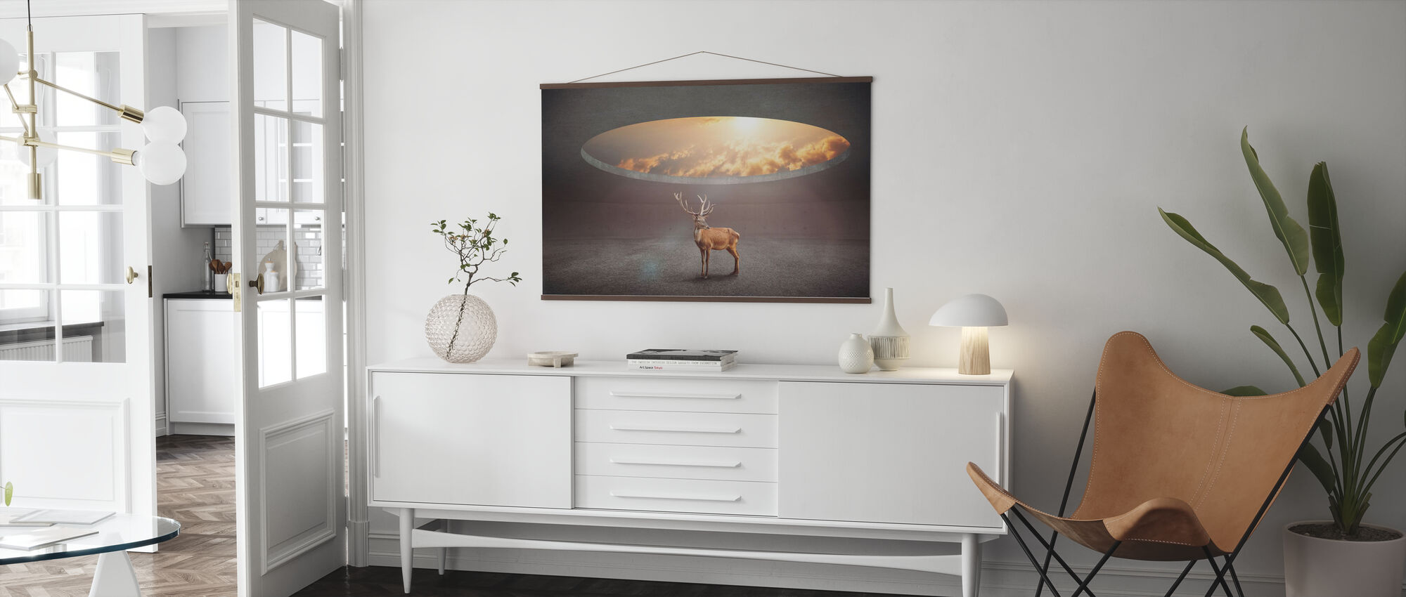 Display Ring - Poster - Living Room