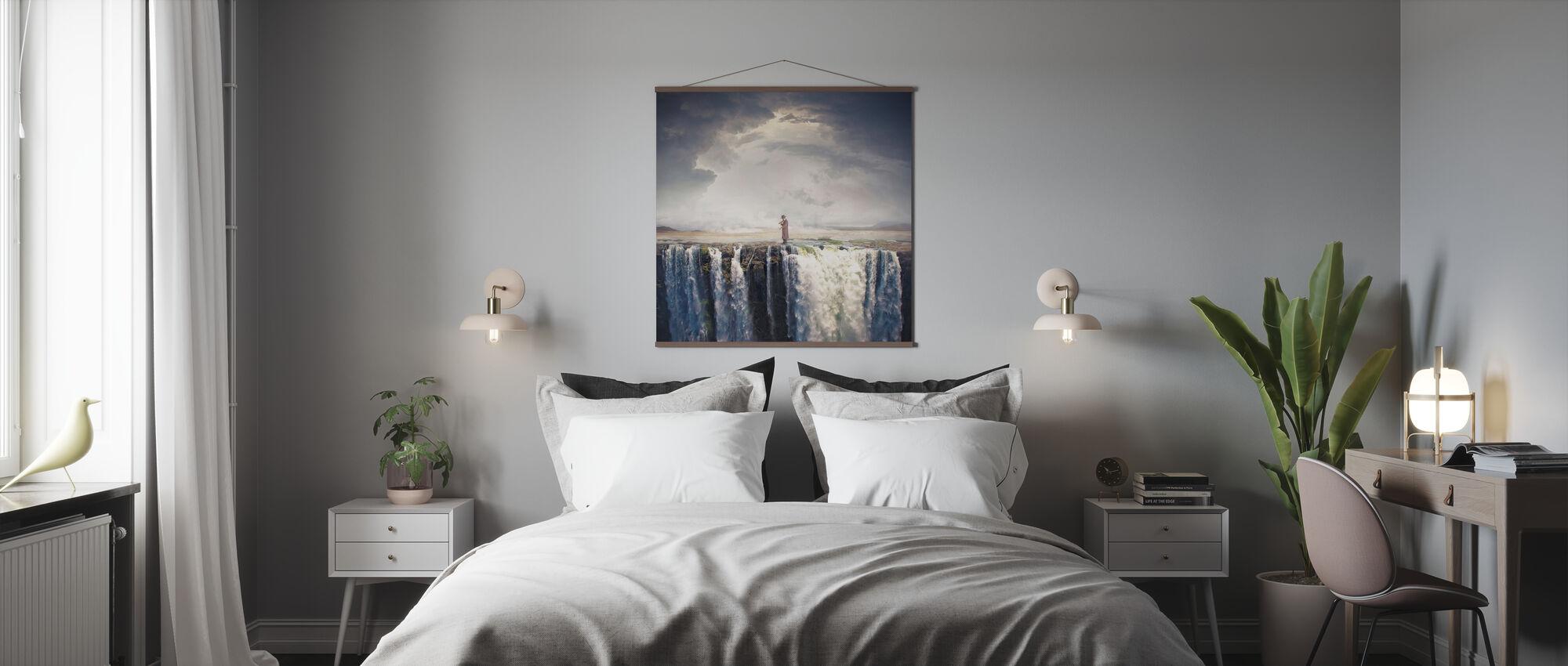 Penult Violine Akkorde - Poster - Schlafzimmer