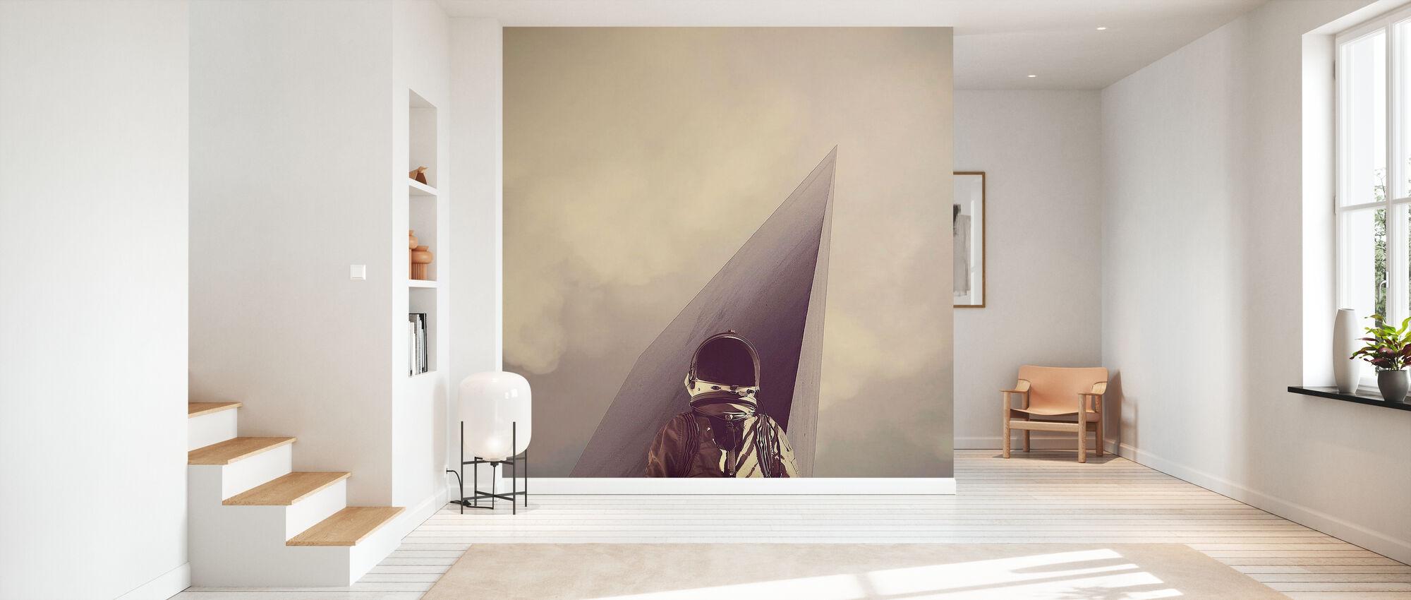 Point Omega - Wallpaper - Hallway