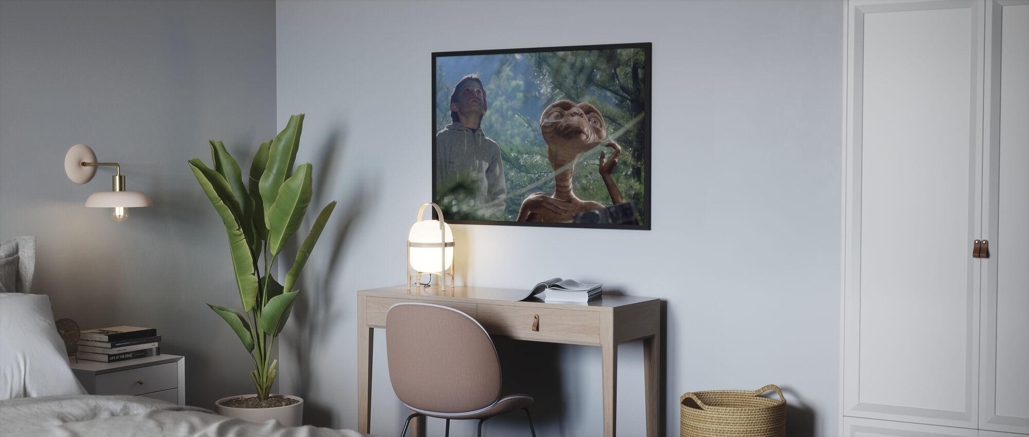 Extra Terrestrial - Henry Thomas - Poster - Bedroom