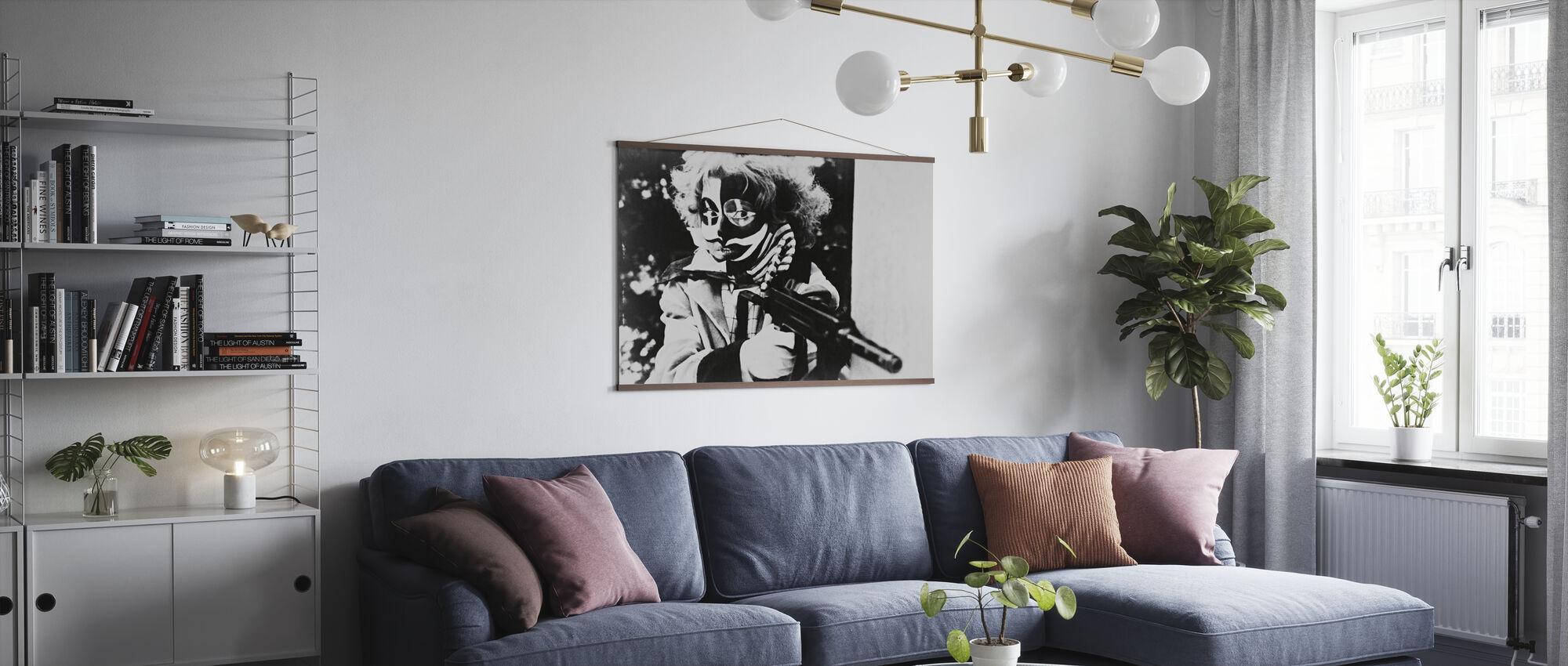 Third Generation - Hanna Schygulla - Poster - Living Room