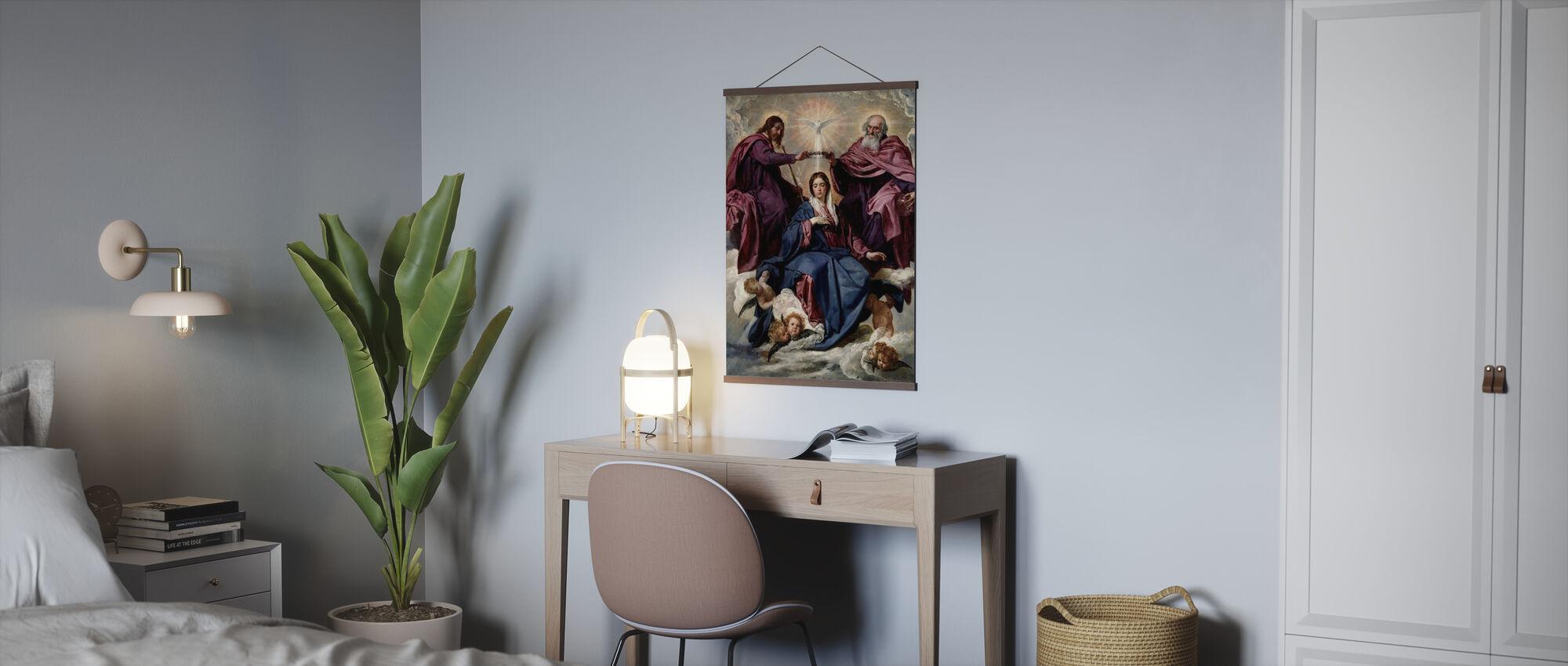 Kroning - Diego Velazquez - Plakat - Kontor