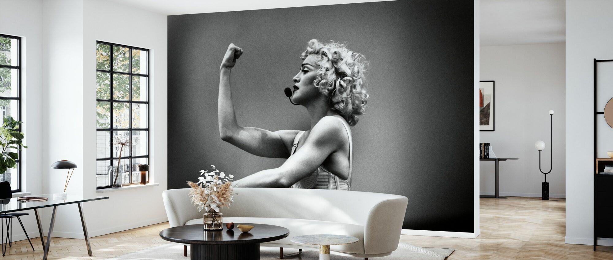 Ilmaise itseäsi - Madonna - Tapetti - Olohuone