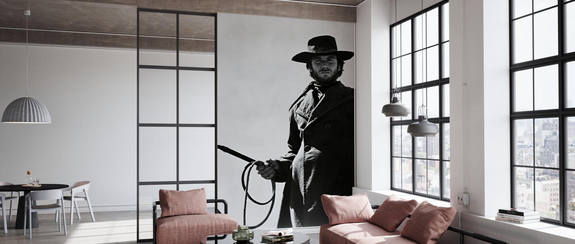 High Plains Drifter - Clint Eastwood - Tapet - Kontor
