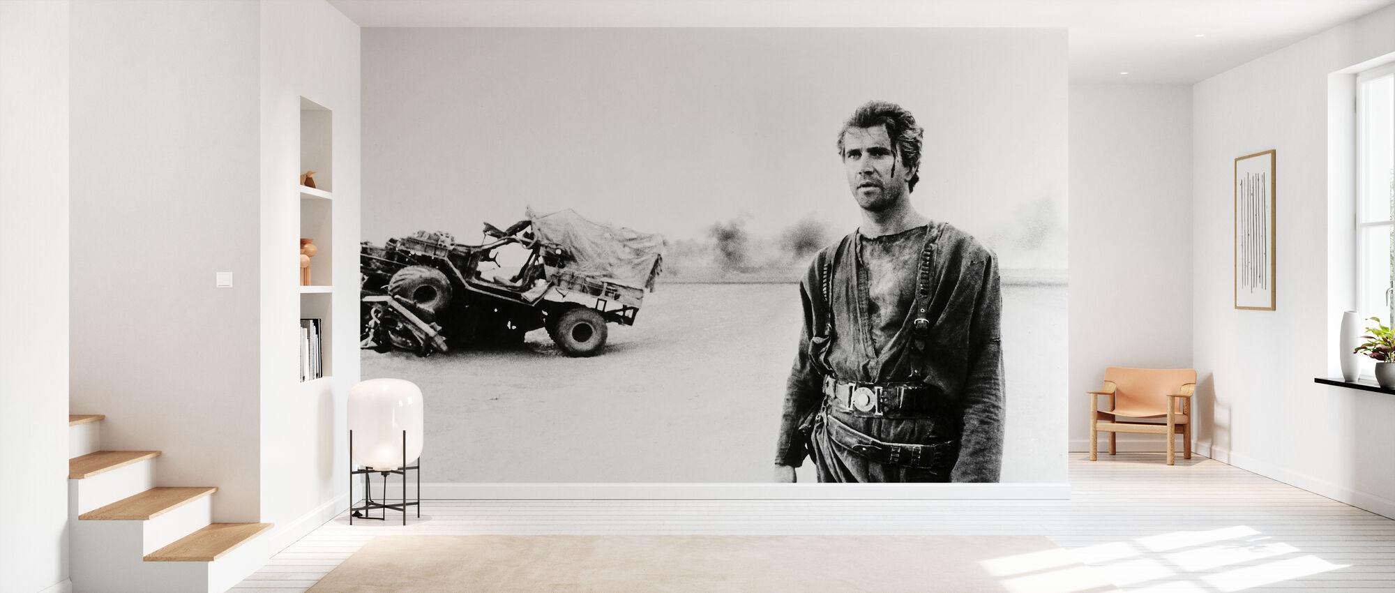 Vägen krigare - Mel Gibson - Tapet - Hall