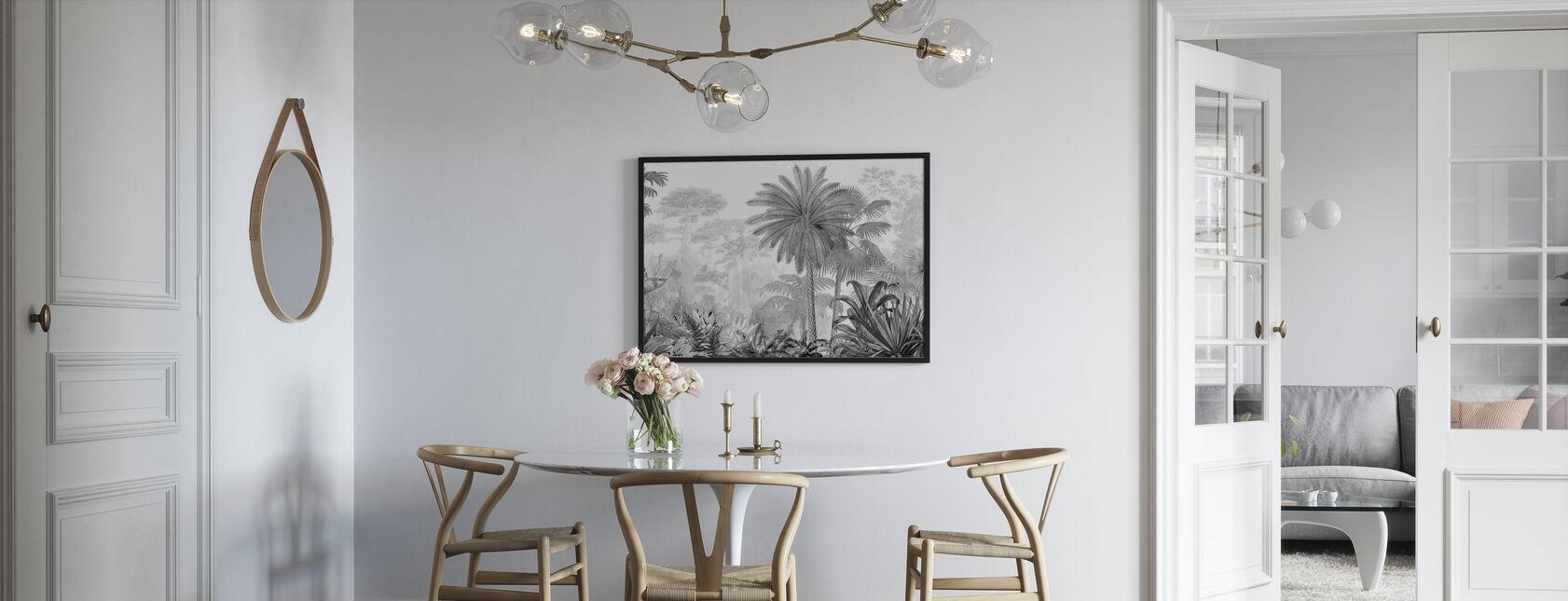 Eden Tropical - Affiche - Cuisine