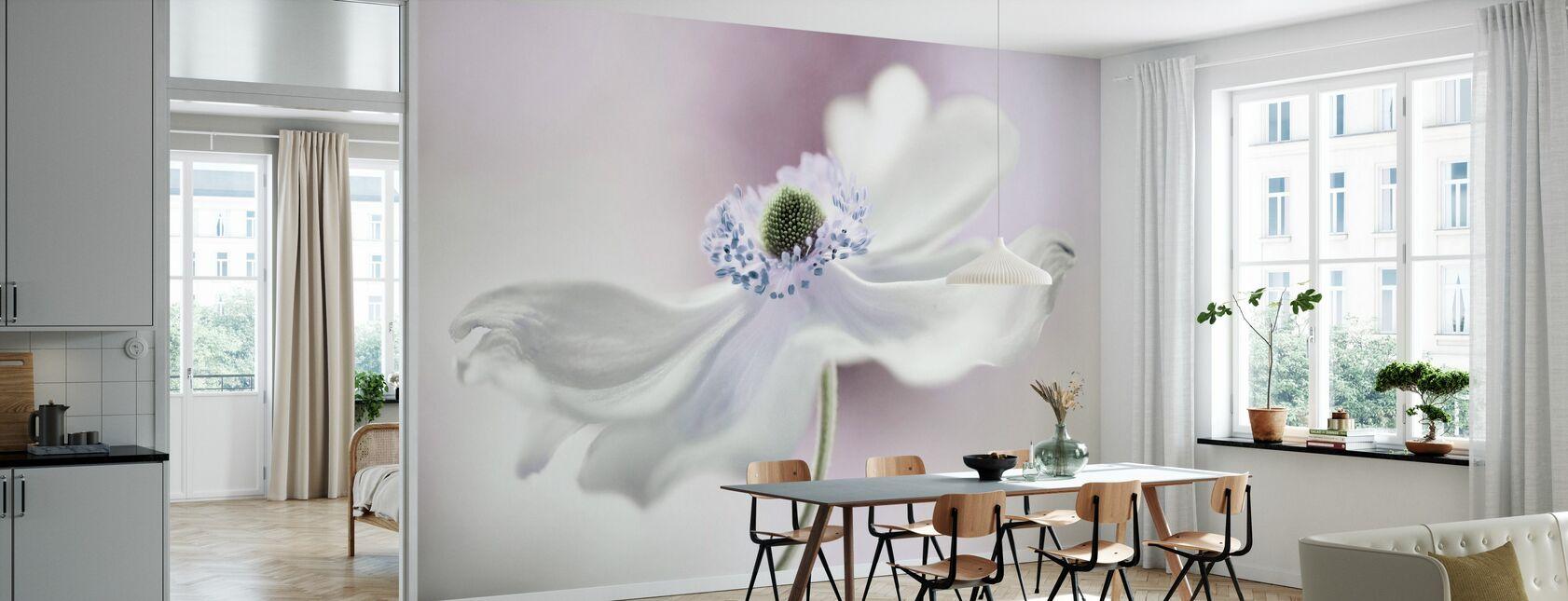 Anemone Breeze - Wallpaper - Kitchen