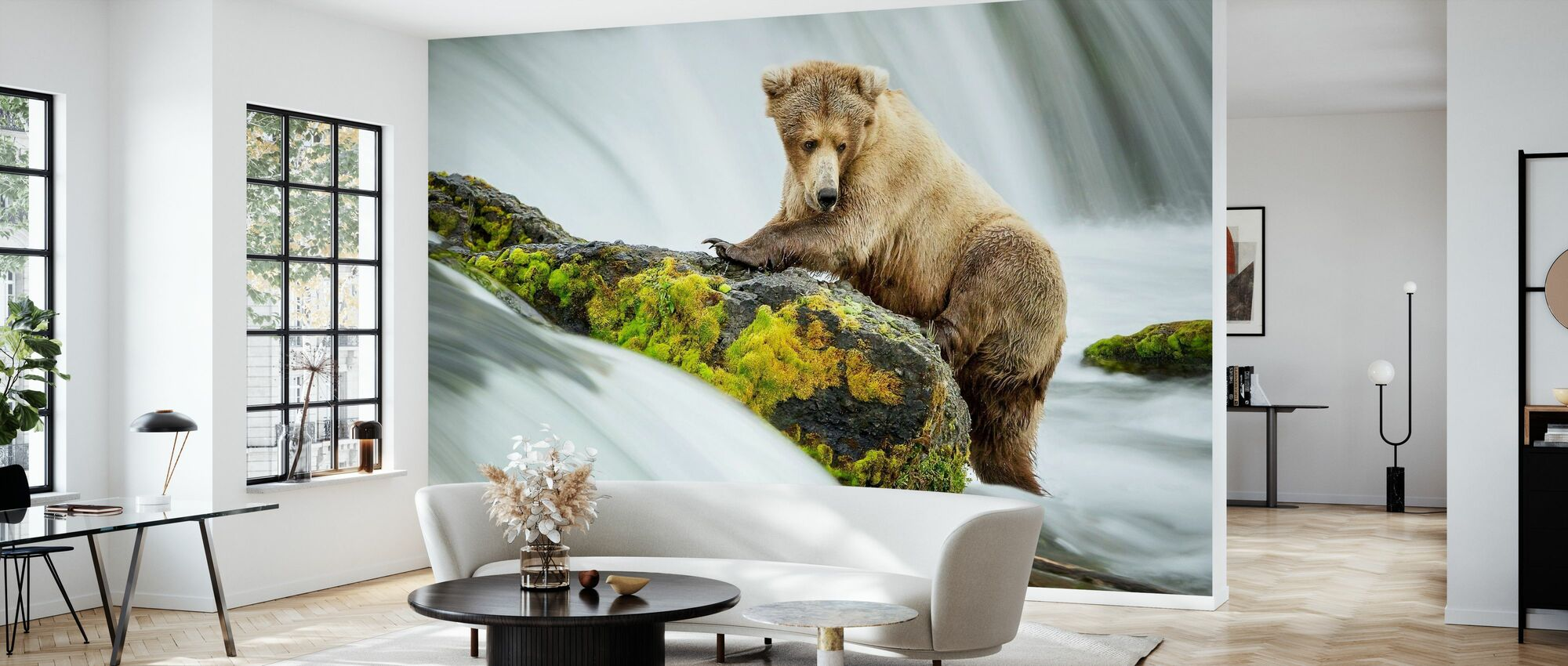 Left Wanting - Wallpaper - Living Room