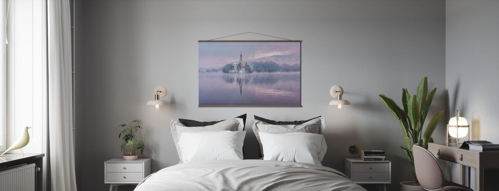 Frozen Märchen - Poster - Schlafzimmer