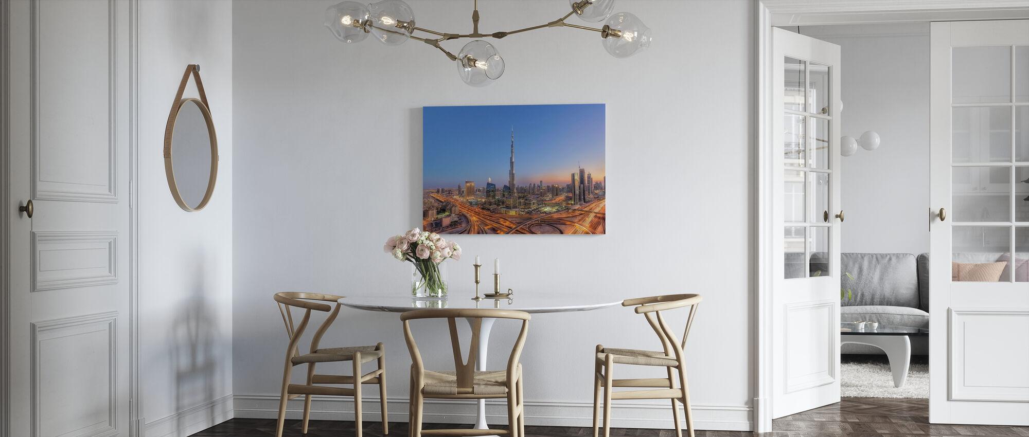 Fantastiska Burj Khalifah - Canvastavla - Kök