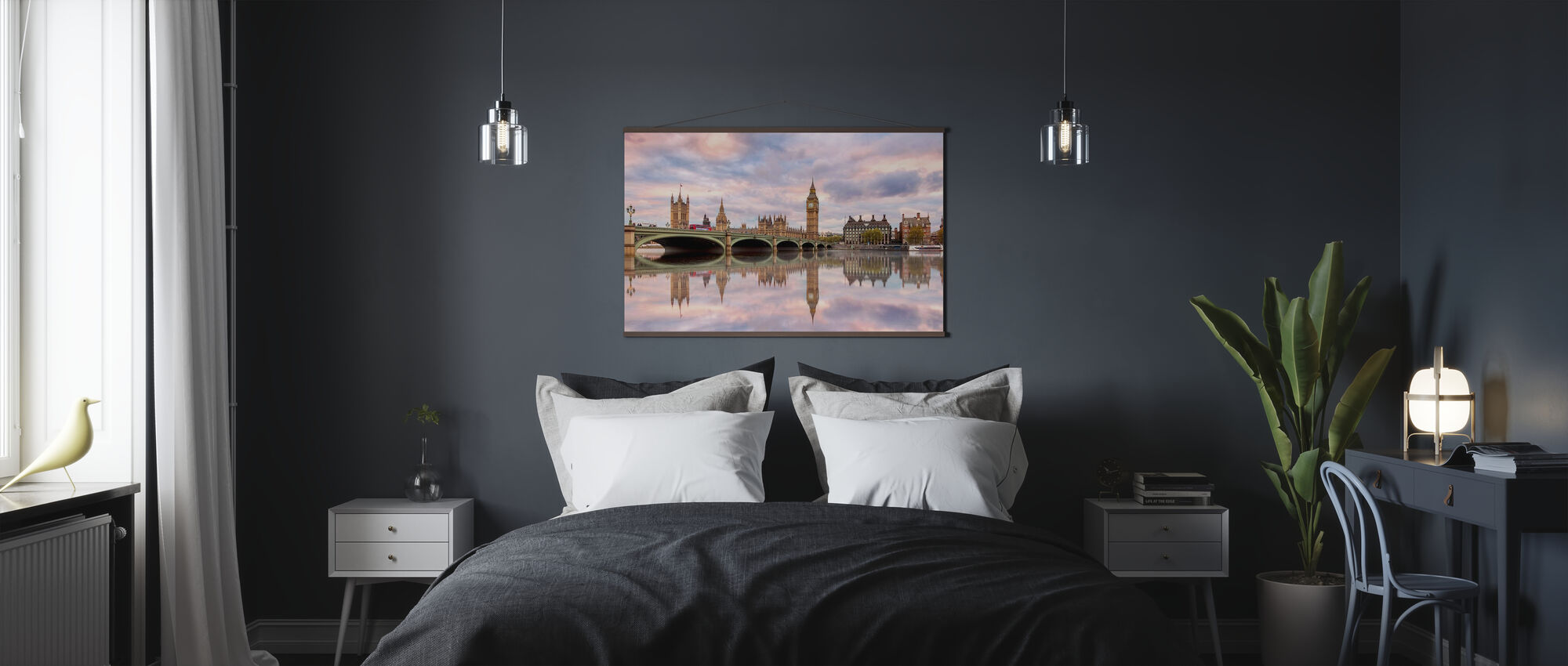 Sunset to Remember - Poster - Bedroom