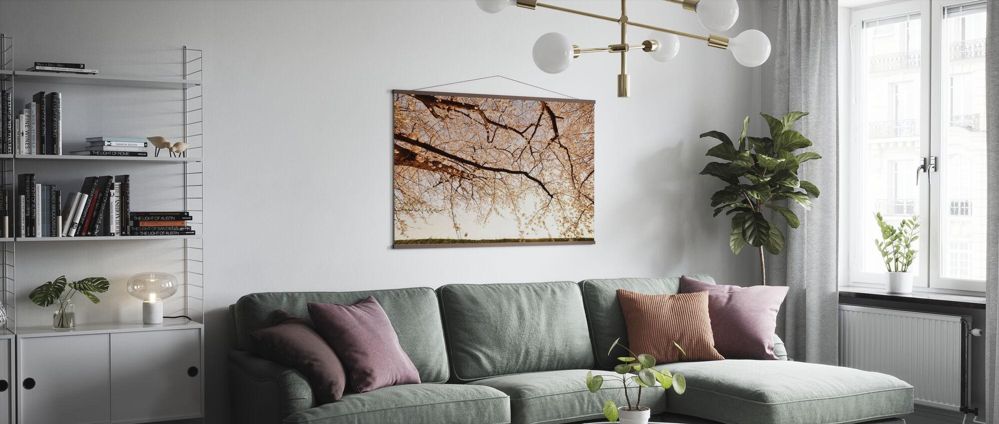 Way Back - Poster - Living Room