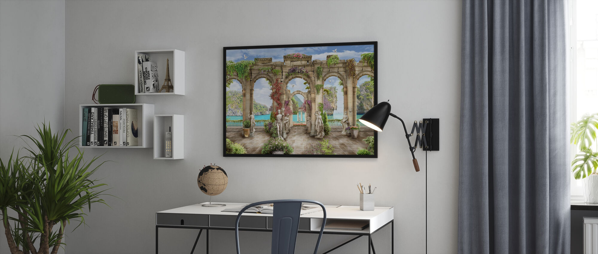 - Palmyra - Plakat - Kontor