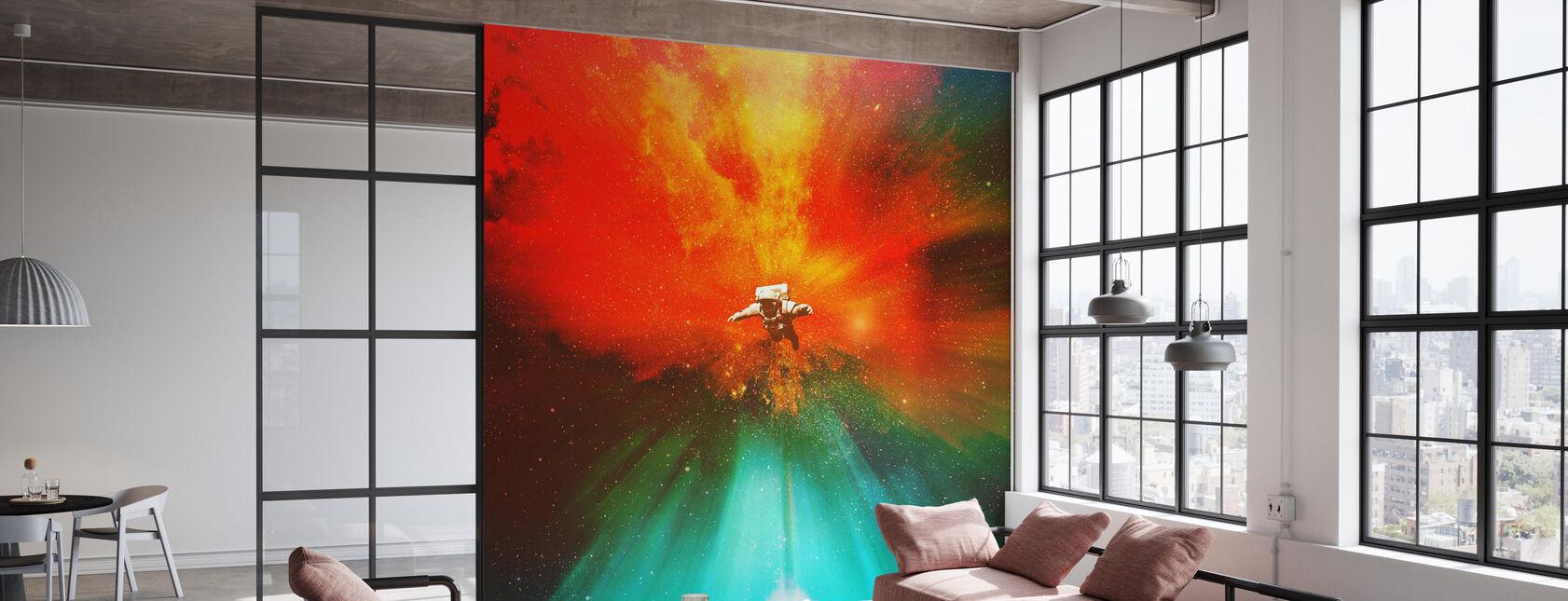 Stranded - Wallpaper - Office