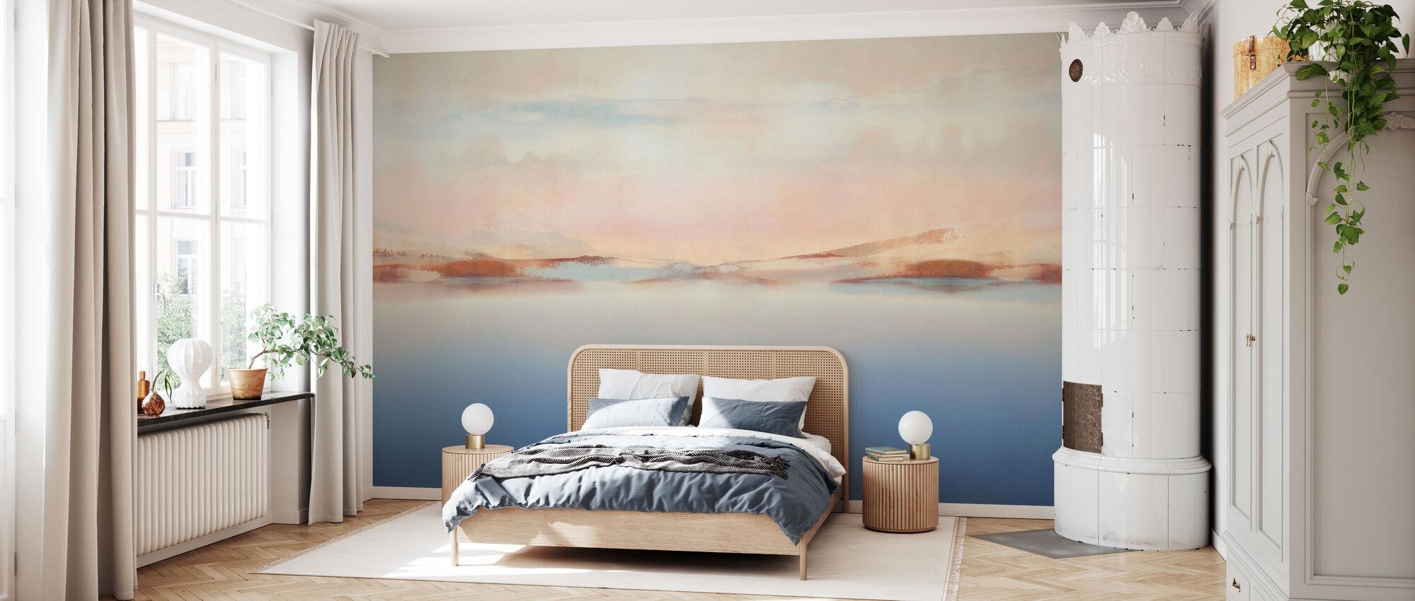 Luce sognante V - Carta da parati - Camera da letto