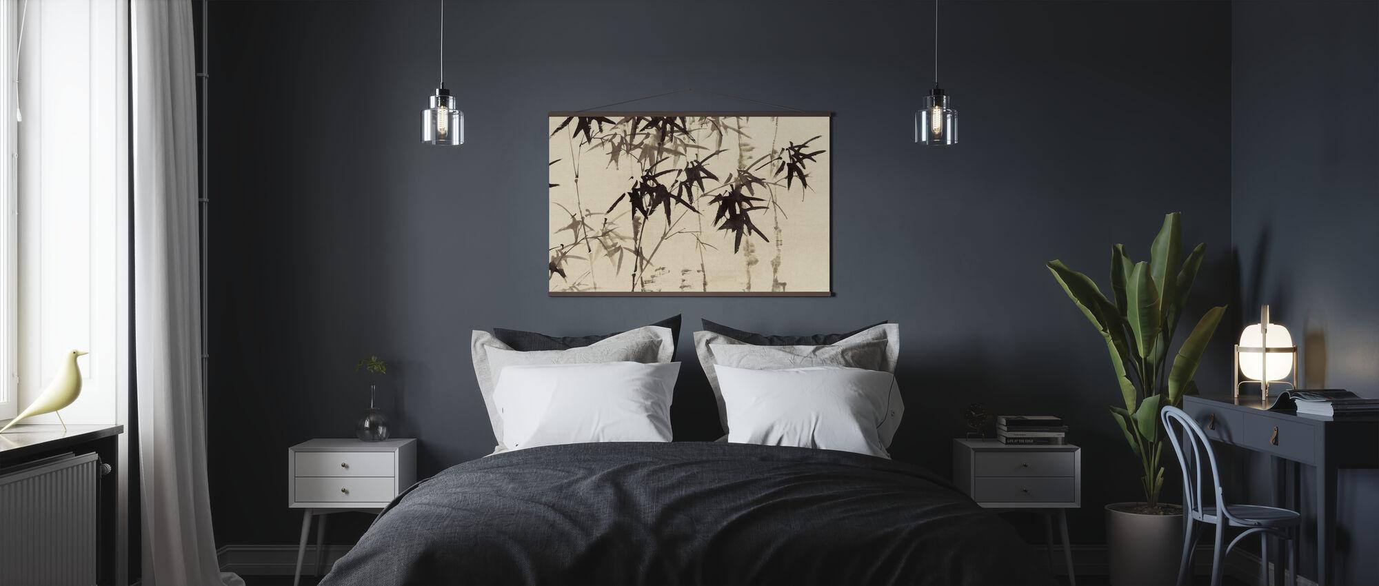 Bøhmisk bambus - Plakat - Soverom