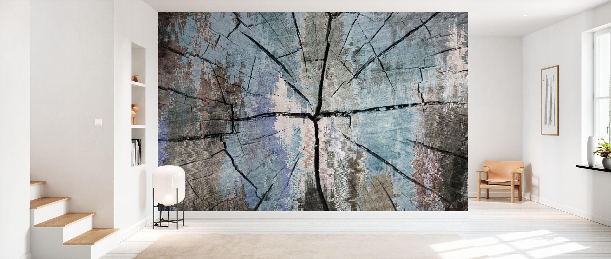 Stump - Wallpaper - Hallway