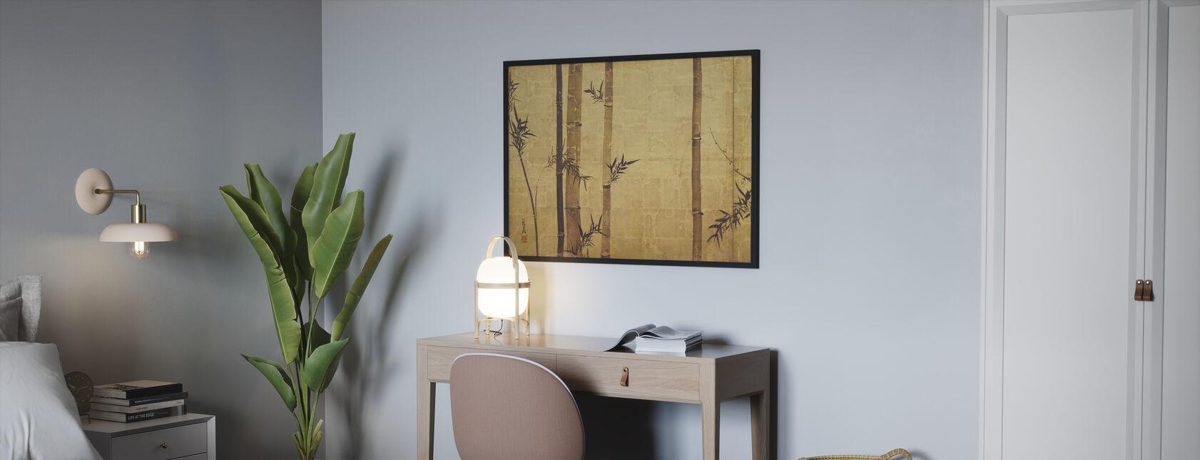Bambus Zen - Plakat - Soverom