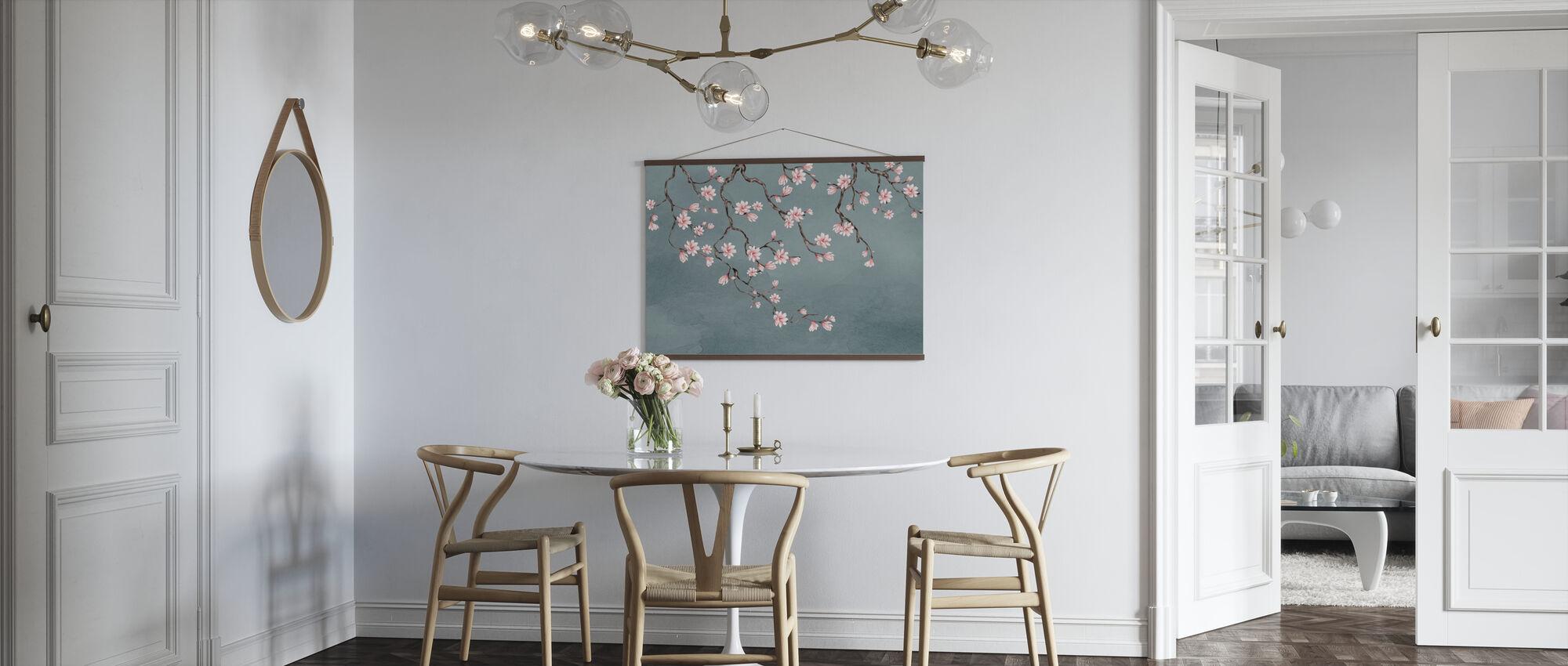 Floraison Branches - Poster - Kitchen