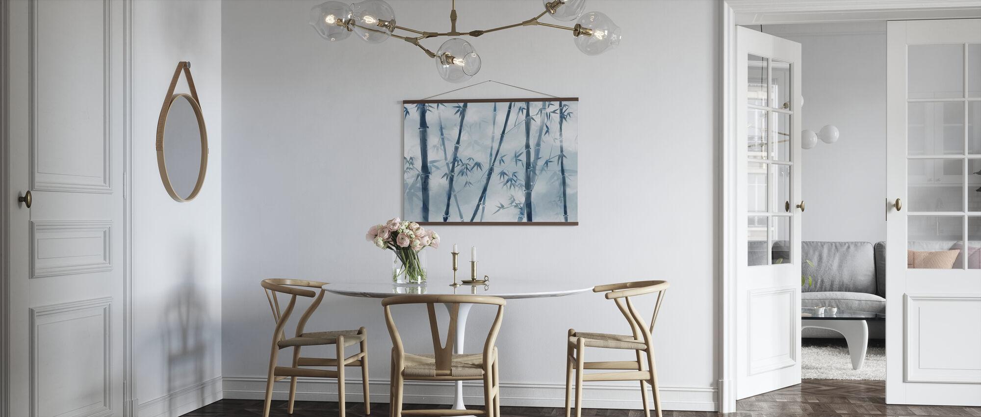 Bambus Belysning - Plakat - Kjøkken