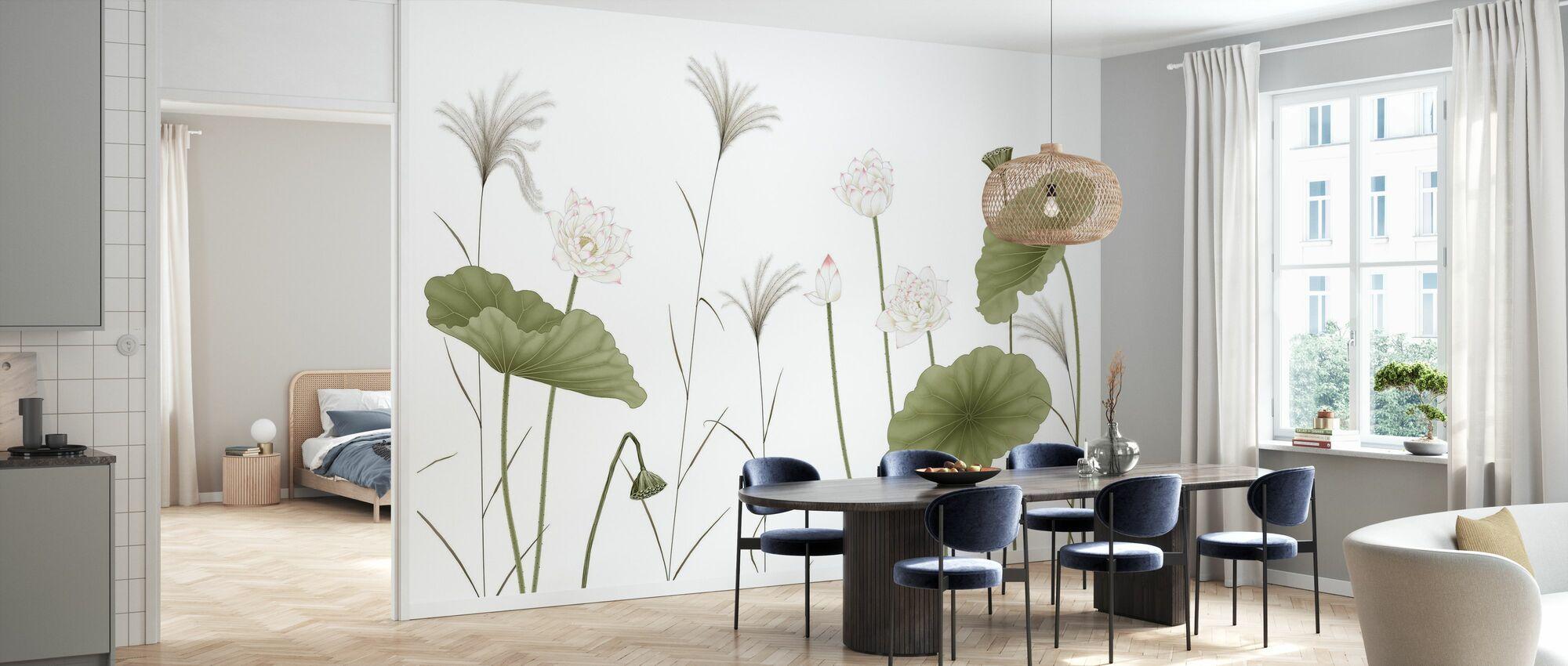 Let It Grow - Wallpaper - Kitchen
