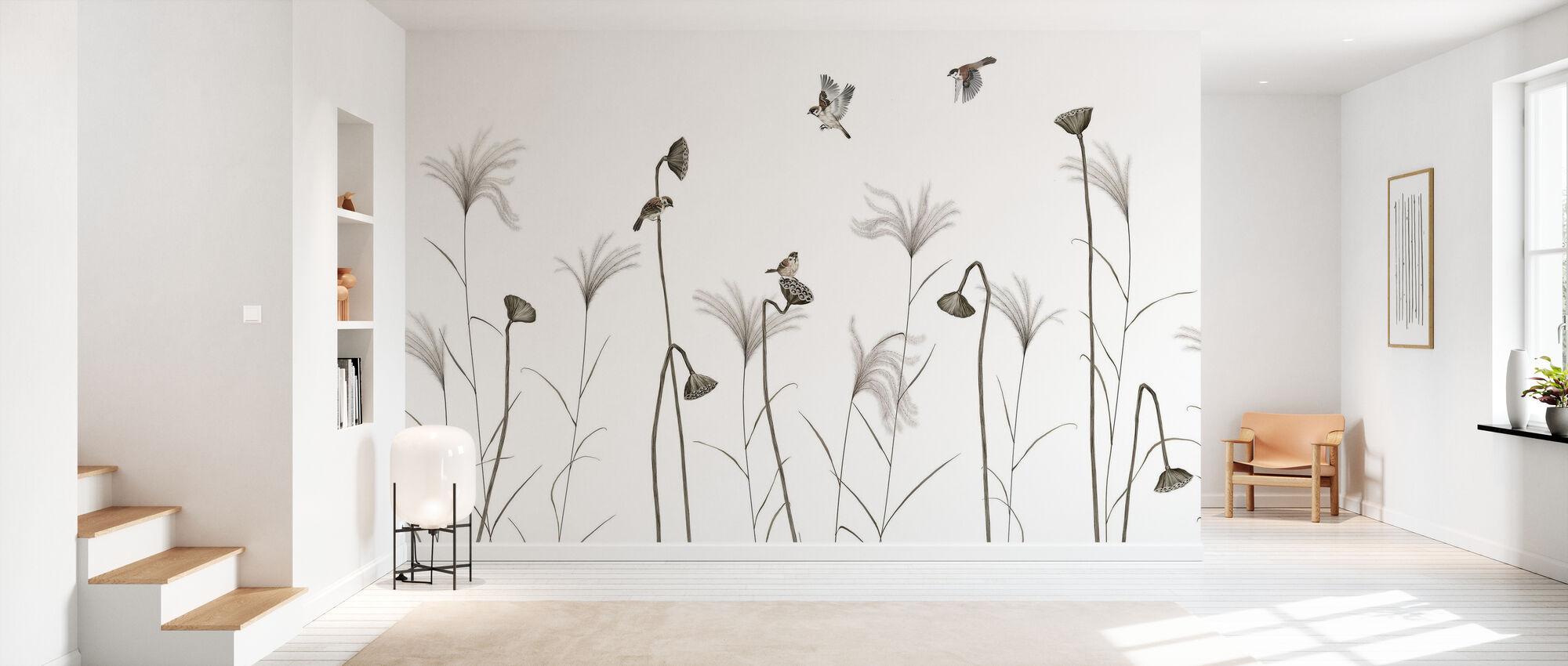 Fly and Jive - Wallpaper - Hallway