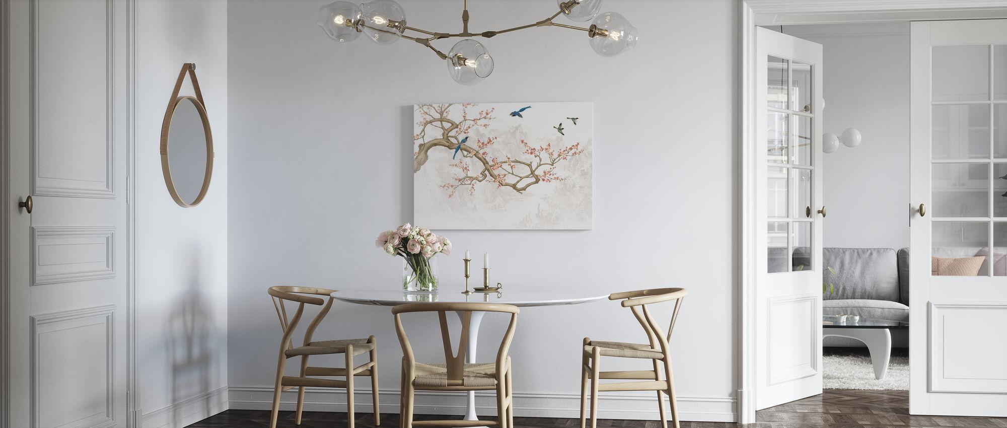 Vogelhoogten - Canvas print - Keuken
