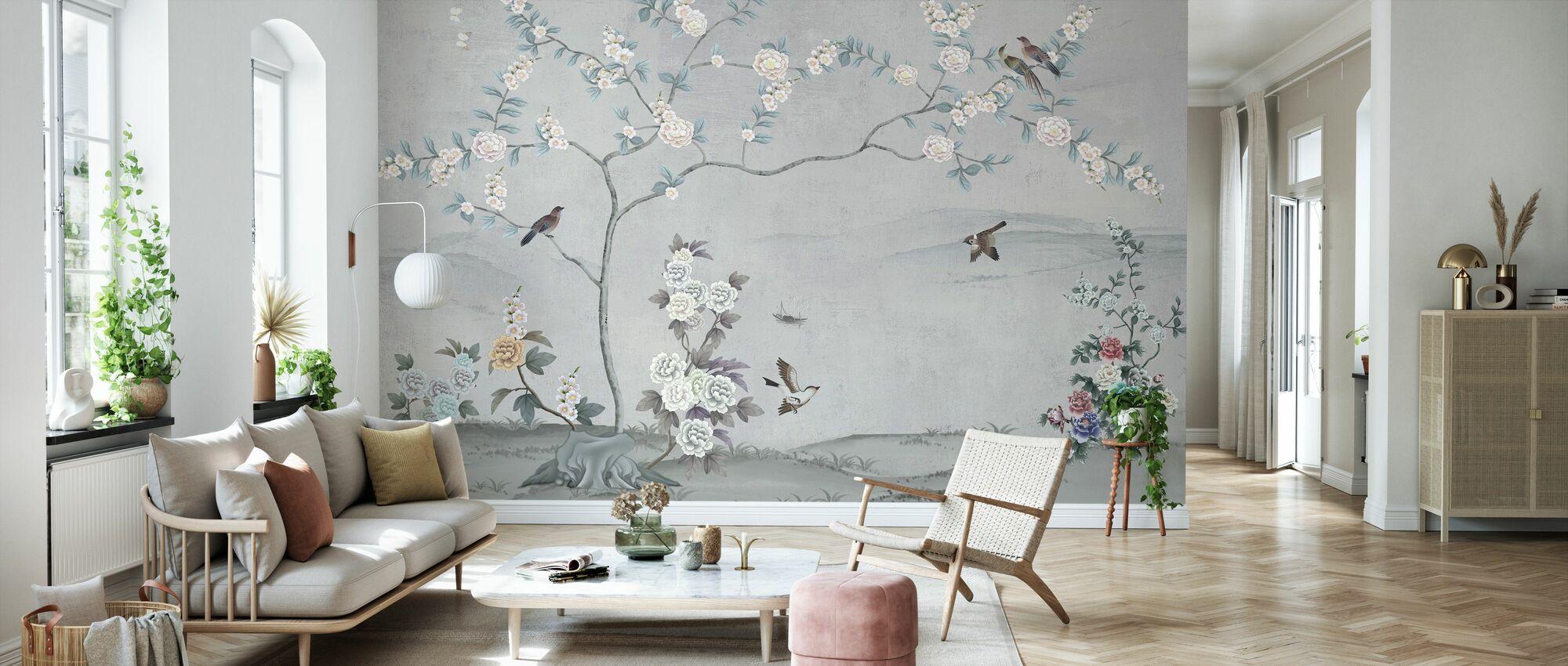 Dive - Wallpaper - Living Room