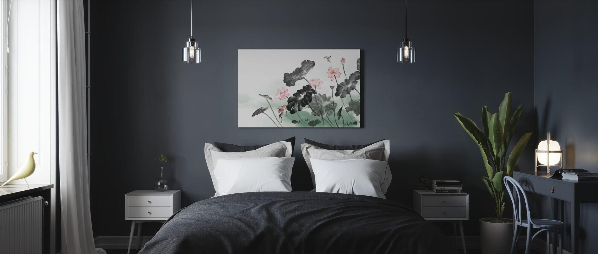 La Felur - Canvas print - Bedroom