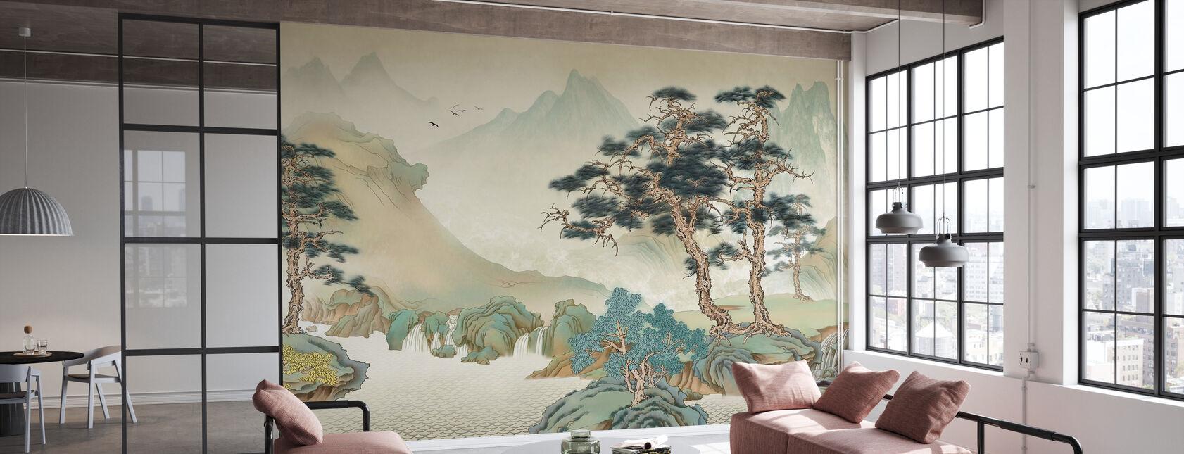 Jiangs Landscape - Wallpaper - Office