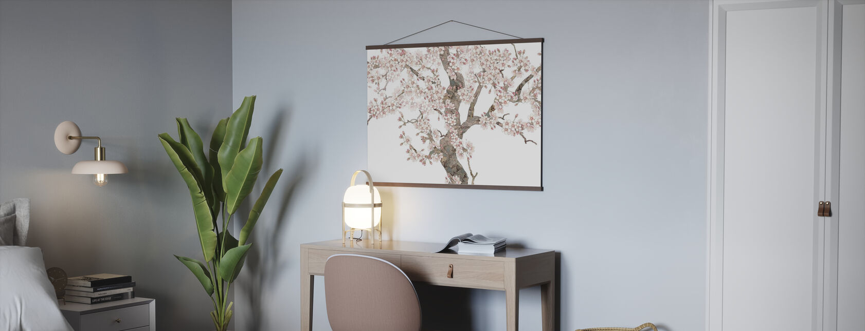 Doux Blossom - Poster - Kantoor