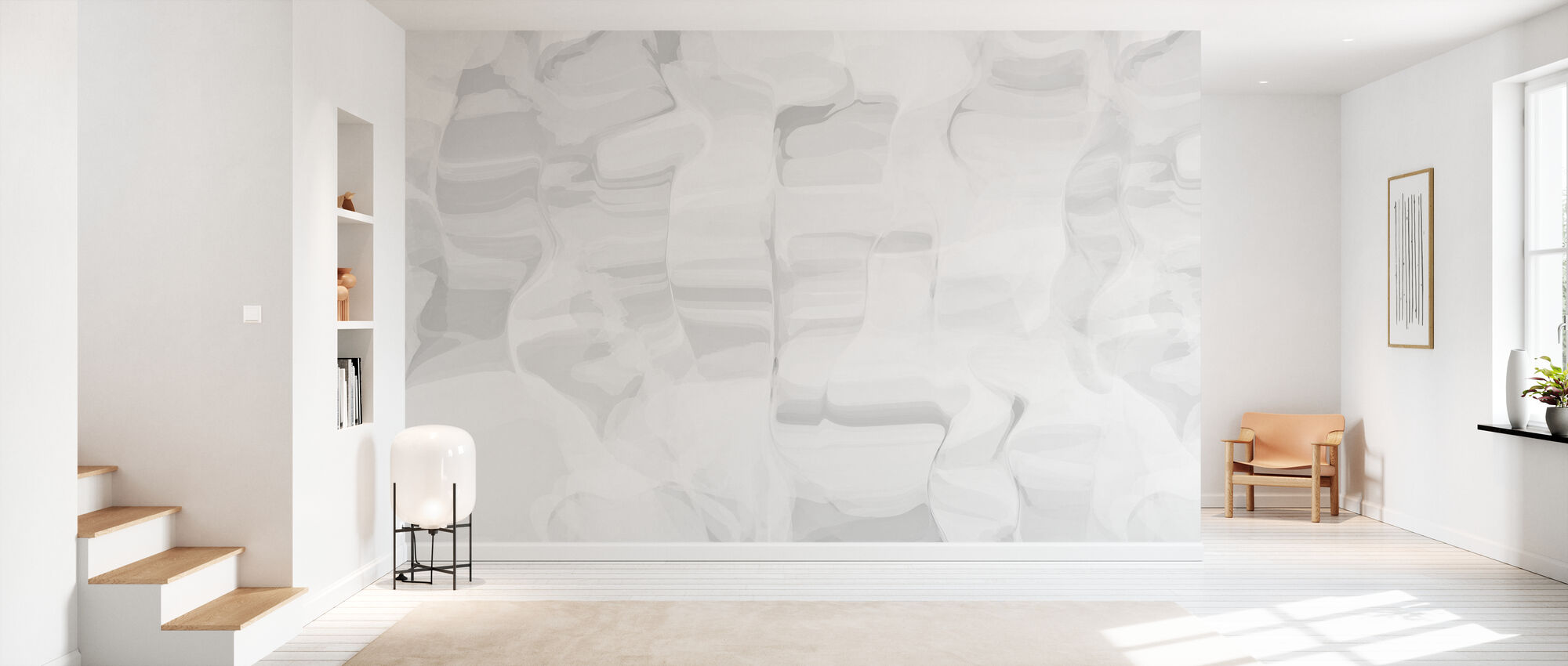 Soft and Mould - Wallpaper - Hallway