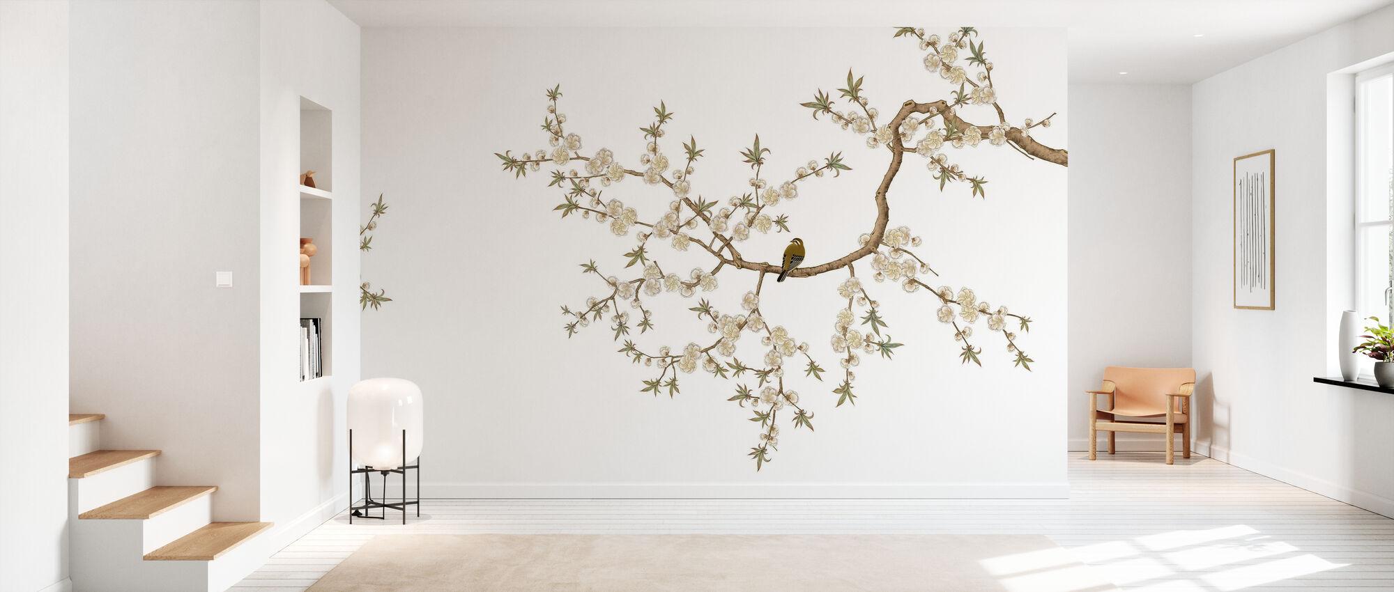 Brushwood - Wallpaper - Hallway