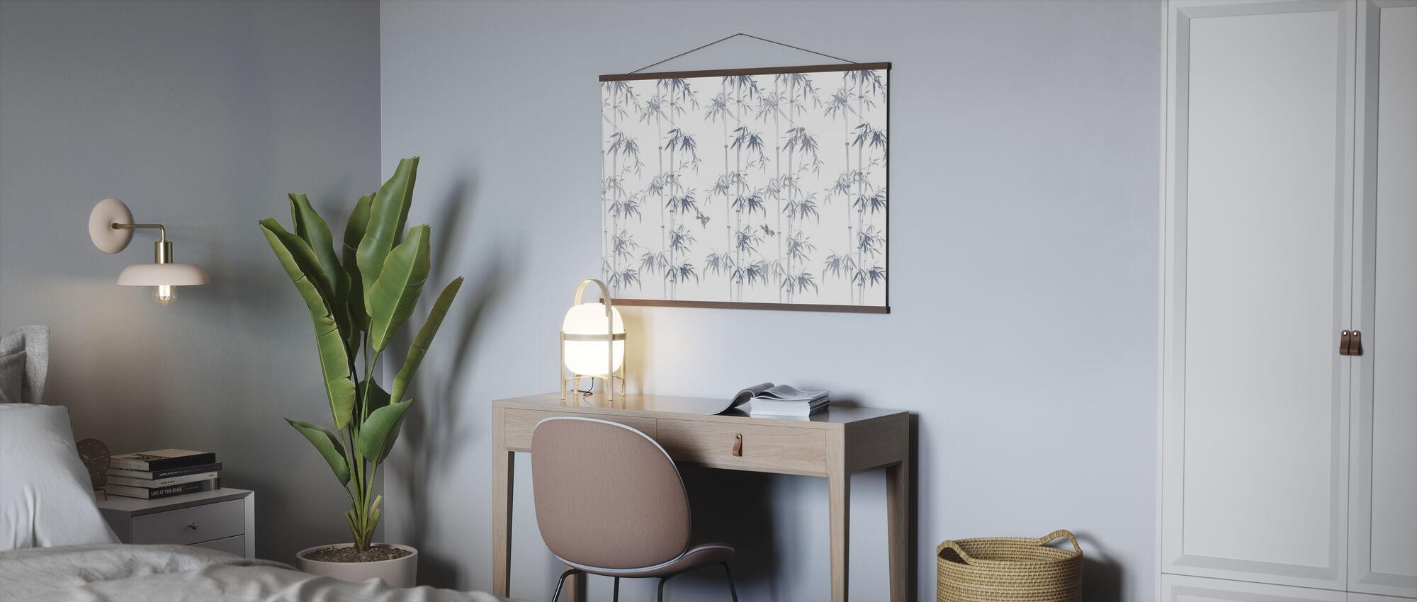 Min bambus - Plakat - Kontor