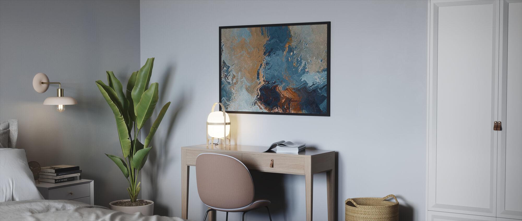 Shell - Poster - Bedroom