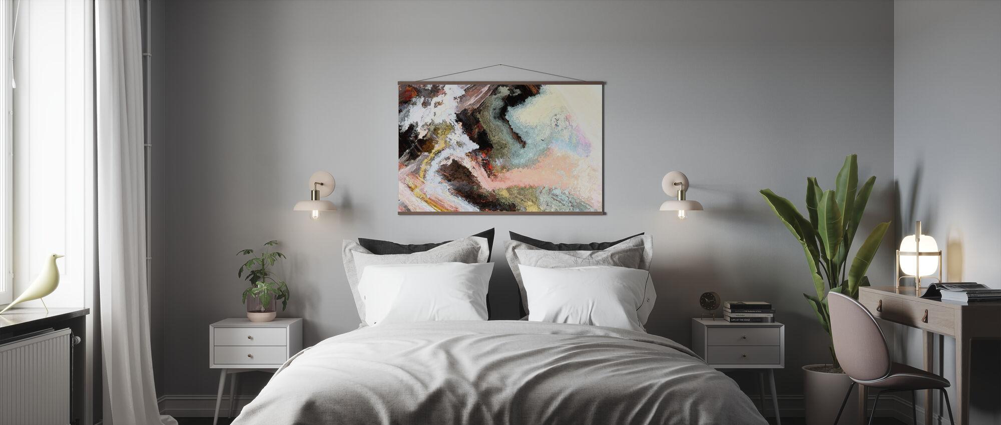 Strata - Poster - Bedroom
